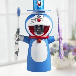 Automatic Toothpaste Dispenser Creative Cartoon Toothpaste Squeezer