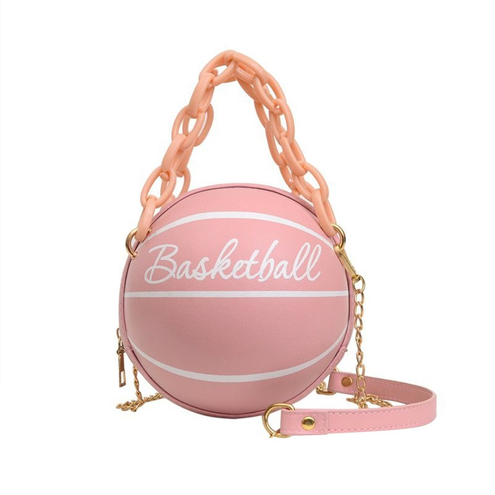 Fashion Soccer Basketball shaped bag Shoulder Bag Handbag